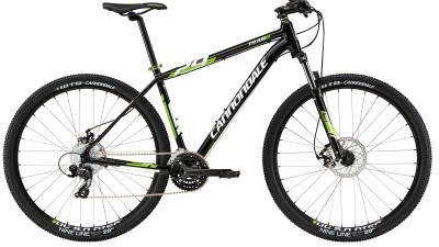 "Cannondale Trail 6/7 29"" and Quick CX4 hybrid"