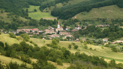 Short tour of Saxon Transylvania